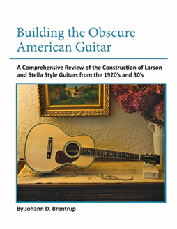 Building the Obscure American Guitar